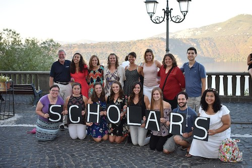 Blouin Global Scholars