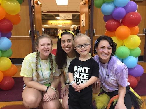 Dance Marathon Raises Record Amount For Akron Childrens Hospital