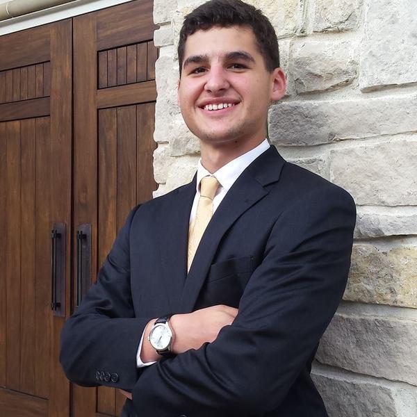 Photo of Matt Bobby- Class of 2018