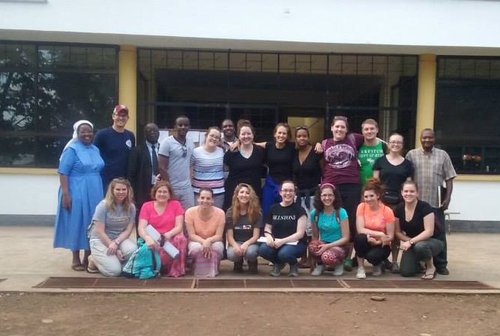 Blouin Global Scholars in Tanzania