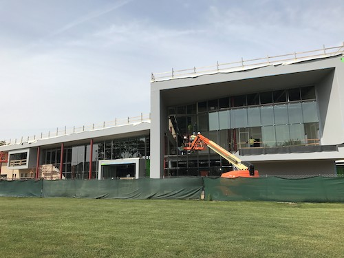 Both Institutes will be Housed within Walsh's New Global Learning Center, opening January 2018.