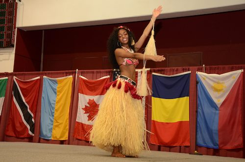 Hula and Polynesian Dance by Heaven Johnson