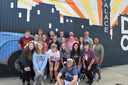 Walsh University Leaders in Social Justice