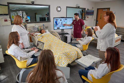 Walsh University's Byers School of Nursing