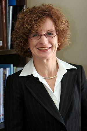 Photo of Dr. Ute Lahaie