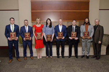 Wall of Fame 2018 Class