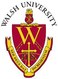 Walsh University Crest